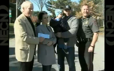 Police Organization Help Sturbridge, Mass Family Deal with Cancer