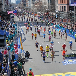 2018 Boston Marathon @ Boston, MA