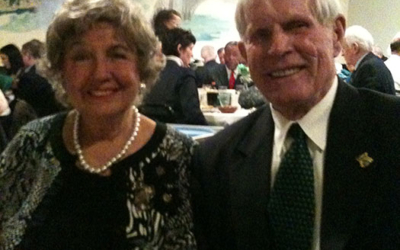 Robert Faherty, 81, Retires as Chairman of CFKWC