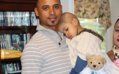CFKWC Help Family of 3-year-old Worcester Girl Fighting Cancer