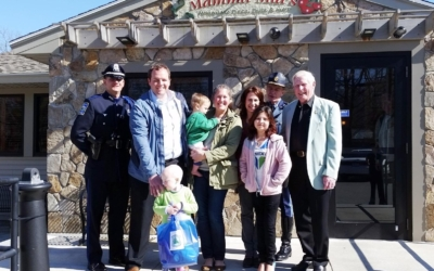 CFKWC Donates $5,000 to Scituate Family