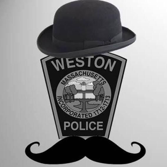 Weston MA Police No Shave November