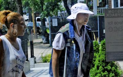 Cops Ease Pain, Burden for Boy