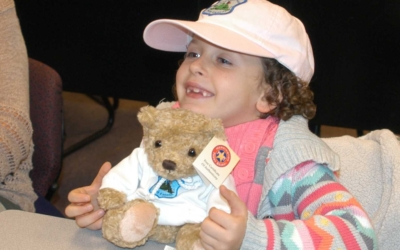 Six-Year-Old Cancer Patient Inspiration for Others; Receives Donation From CFKWC