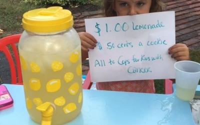 Lemonade and Cookies for CKFWC