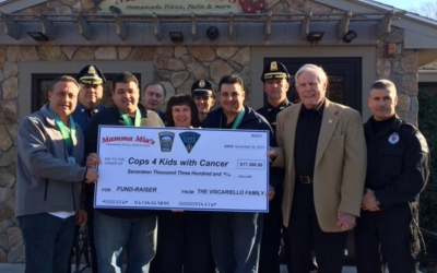Cops for Kids with Cancer Raises $17,000 – Boston Globe