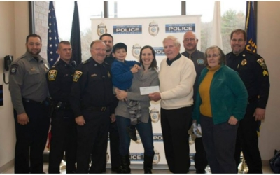 North Andover Police Assist 4-Year-Old Cancer Patient's Family