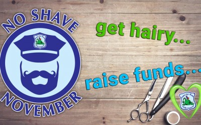 Scituate police stop shaving to support Cops for Kids with Cancer