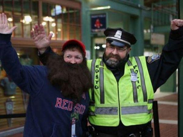 Police No Shave November