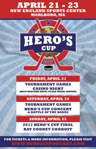 Hero's Cup Hockey Tournament @ New England Sports Center | Marlborough | Massachusetts | United States
