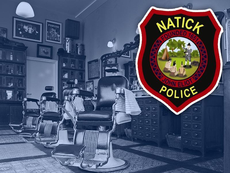 Natick MA Police No Shave November