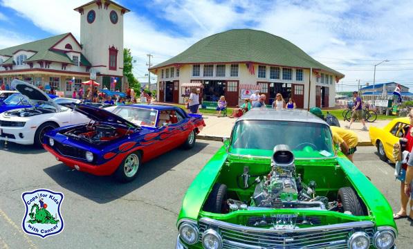 14th Annual Nantasket Beach Car Show @ Nantasket Beach, Hull, MA | Hull | Massachusetts | United States