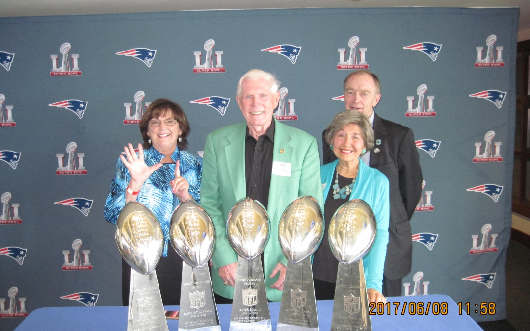 Chairman Emeritus Recognized by Kraft Family