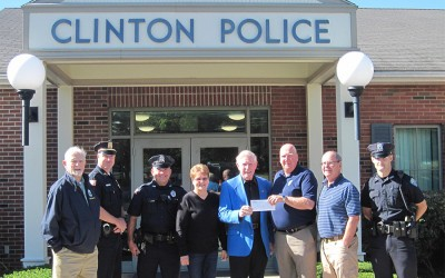 Clinton PD Golf Tournament