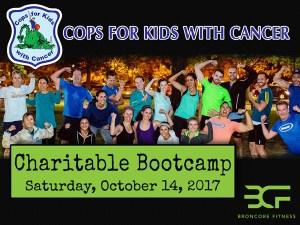 BronCore Fitness Charitable Bootcamp @ Government Center Plaza | Boston | Massachusetts | United States