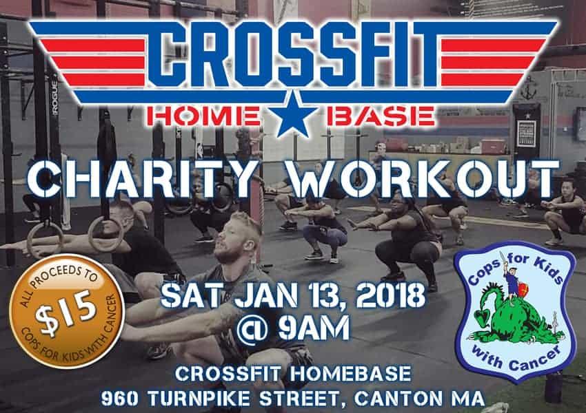 CrossFit for CFKWC @ CrossFit Homebase | Canton | Massachusetts | United States