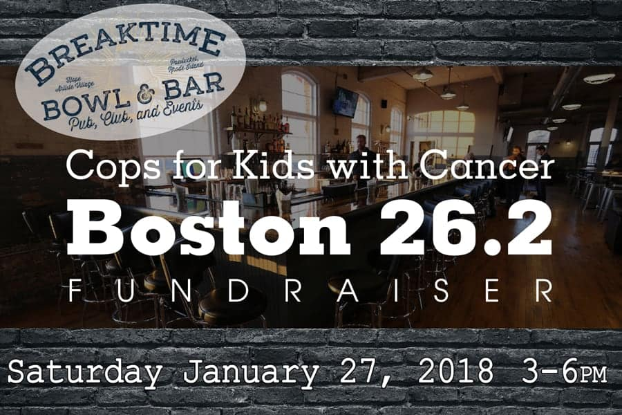 Bowling Fundraiser @ Breaktime Bowl & Bar | Pawtucket | Rhode Island | United States