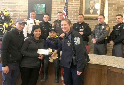 Cops for Kids with Cancer