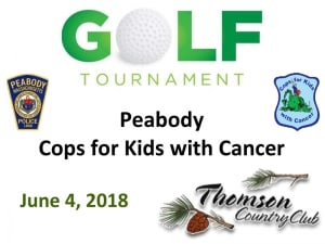 2018 Peabody PD CFKWC Golf Tournament @ Thomson Country Club | North Reading | Massachusetts | United States