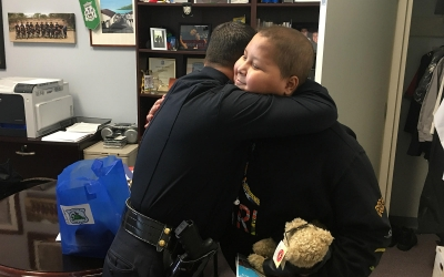 Gloucester officers raise $10K for Cops for Kids with Cancer