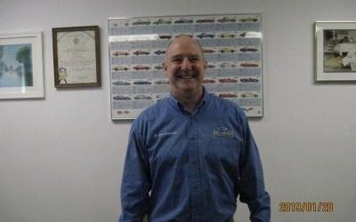 Dan Adams of McLaughlin Chevrolet