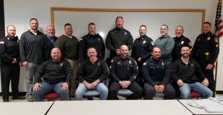 Marlborough Police Department supports Cops for Kids with Cancer