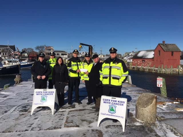 Rockport Police Department Raise Over $7,000