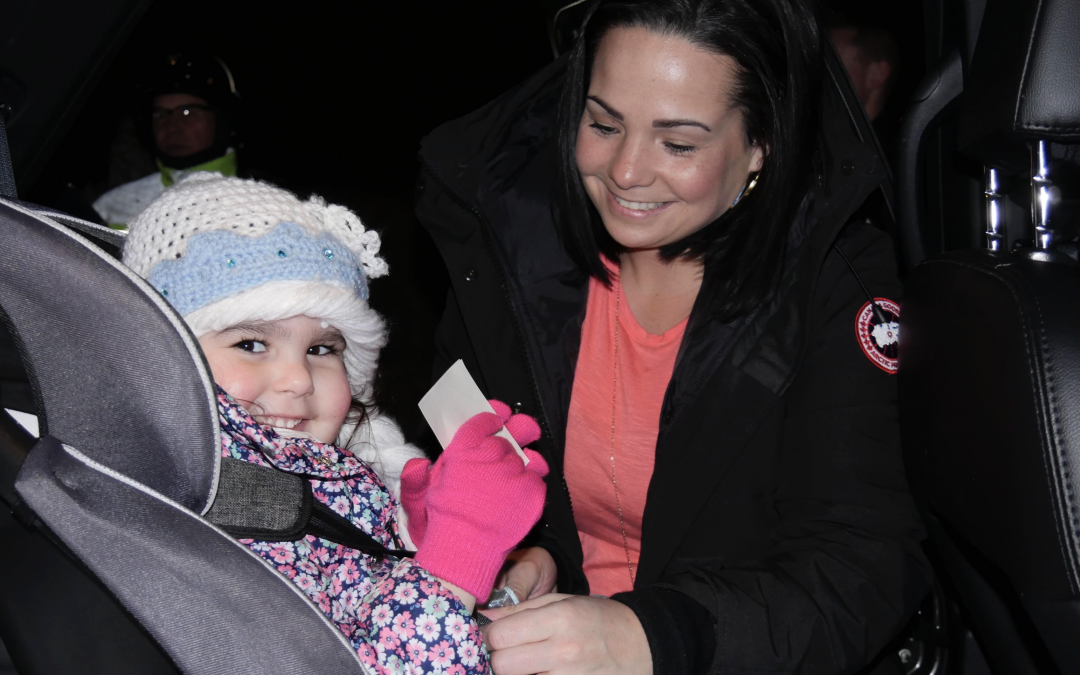 $5,0000 Donation to 4-year-old Harper Reis