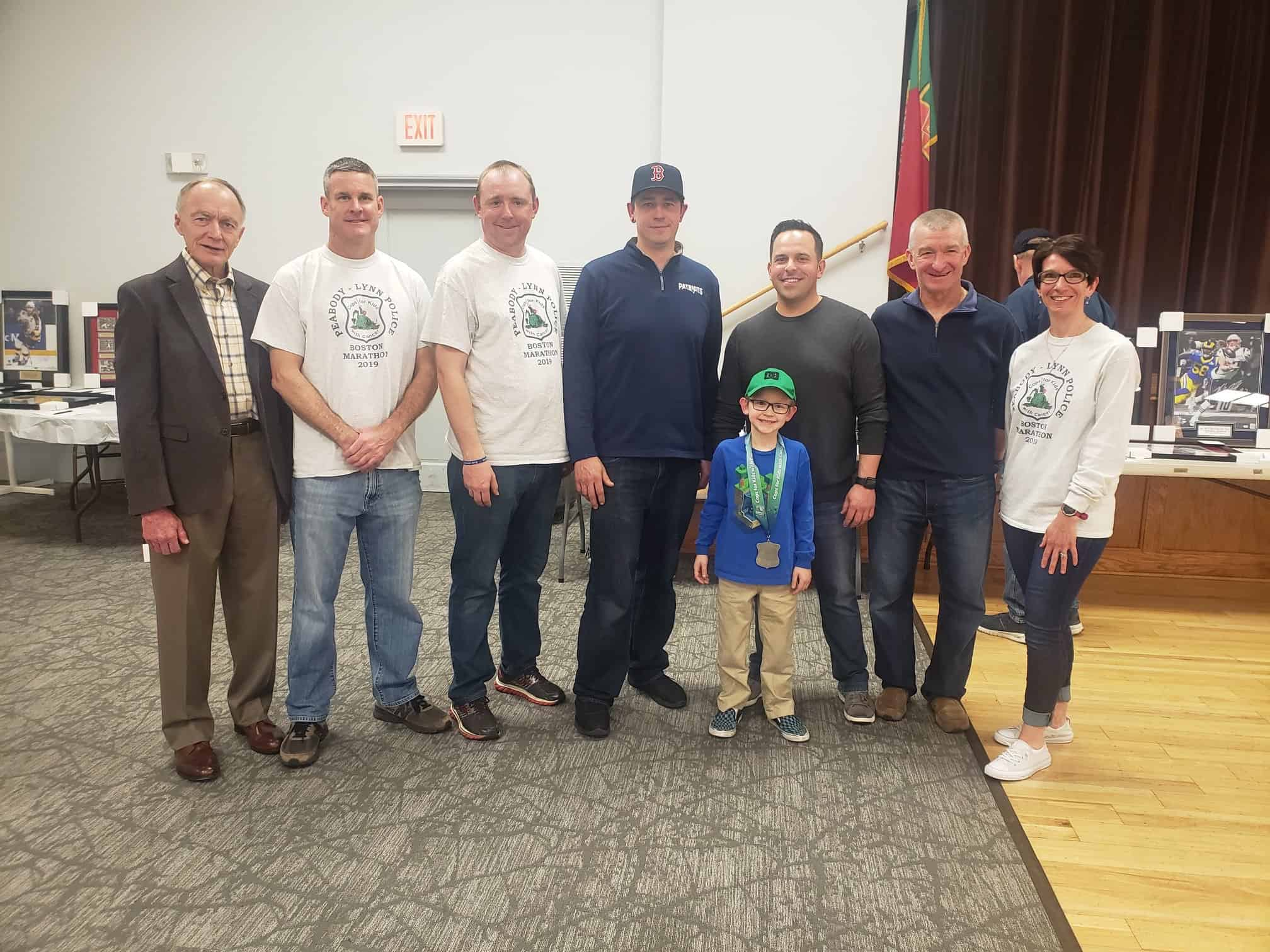 $5,000 Donation to 6 yr. old Cian Byrne