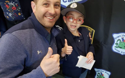 Cops for Kids with Cancer rallies around Revere boy with leukemia