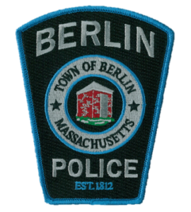 Berlin Police Patch