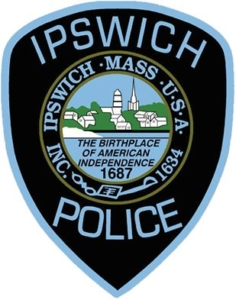 Ipswich Police Patch