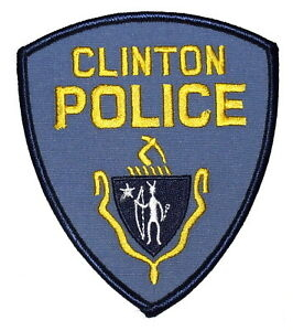 Clinton PD