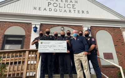 Shout Out to Wareham PD, Wareham Policy Association and Police Officer Calib Larua