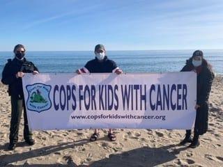 2021 Annual CFKWC Polar Plunge