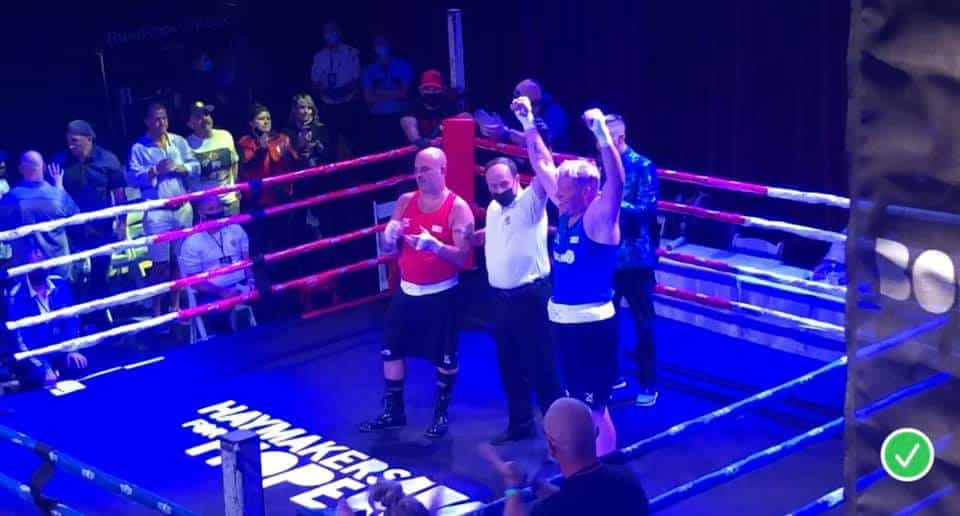 Fight Night Fundraiser Brings in $11,000 for CFKWC