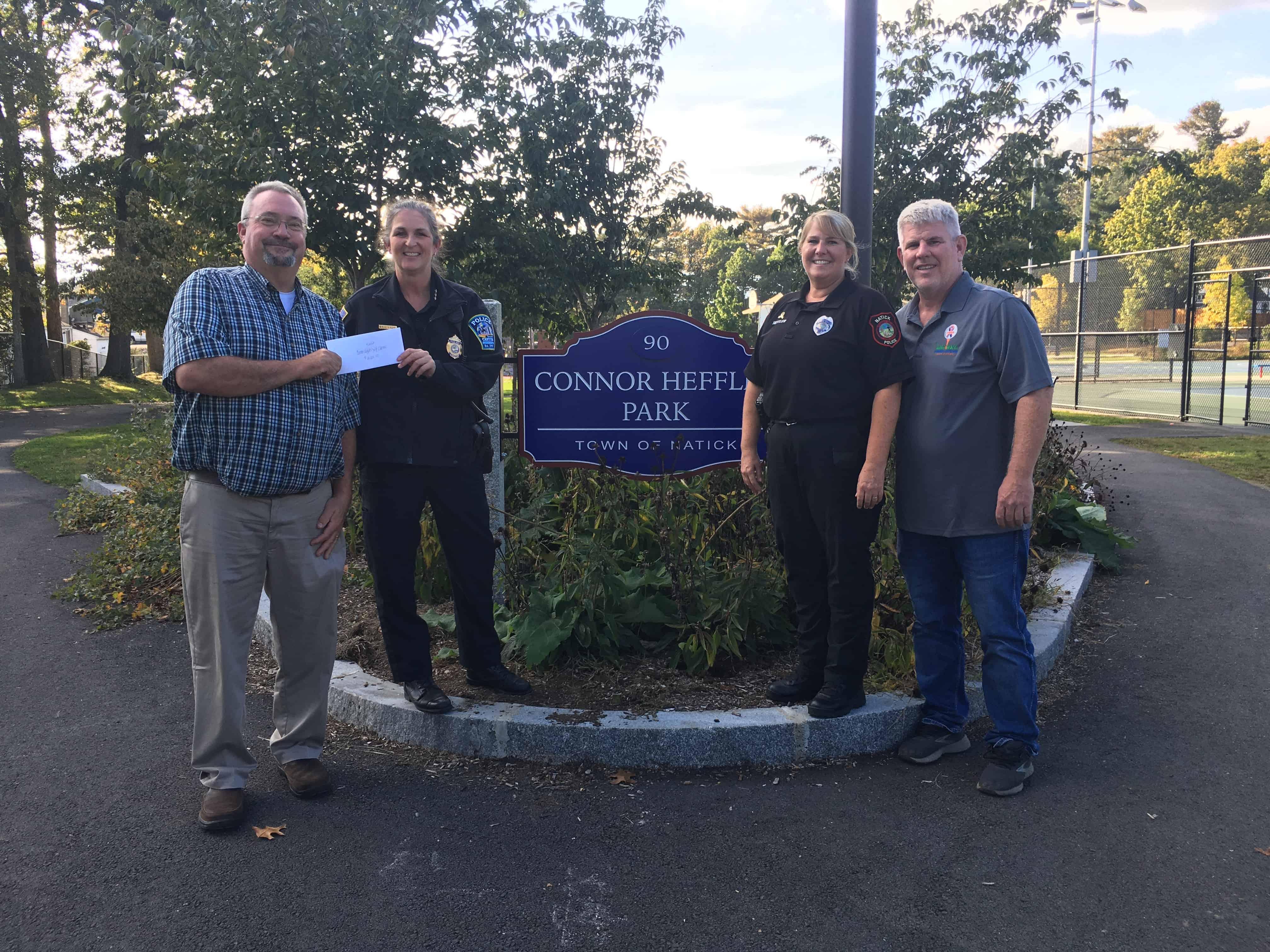 1st Annual Connor Heffler Gold Tournament Raises $18,000